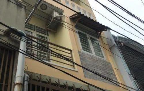 Nhà chính chủ cần bán hẻm Nguyễn Cửu Đàm, DT 4x12, 1 trệt, 2 lầu, shr, giá 4.3 tỷ