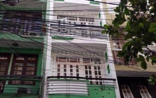 Nhà khu nội bộ vip Trịnh Đình Trọng, 1trệt 3 lầu + st, cổng bảo vệ và camera an ninh