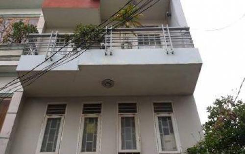 Nhà hẻm xe hơi Diệp Minh Châu, 4x17m . 1trệt +1lửng + 3lầu, nhà rất đẹp