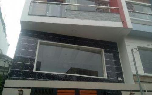 NHà mới xây hẻm 6m Tô Hiệu,P Tân Thới Hòa,DT 4.8x12.5, 1 trệt, 1 lửng, 2 lầu, st, giá 6.2 tỷ