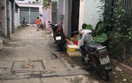 Nhà hẻm 4m thông Nguyễn Văn Săng,dt 4x13m, Cấp 4. Giá 3.75tỷ (TL)