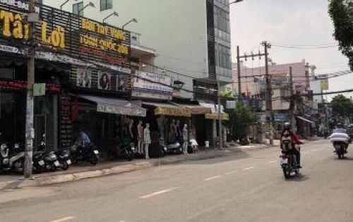Chính chủ bán 3 căn nhà góc 2 mặt tiền Tân Hương gần chợ 12,5x21m