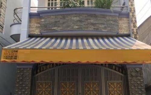 Bán nhà hẻm 6m Lý Thánh Tông P.Hiệp Tân 4x15m 1 lầu Giá 5 Tỷ TL
