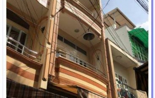 Bán Nhà HXH Trịnh Đình Trọng P. Phú Trung 4x11 3 Lầu giá 5,5 Tỷ TL