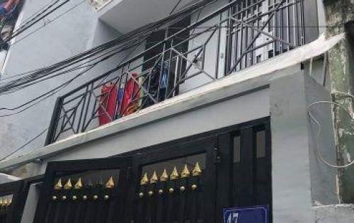 NHÀ VIP Hẻm 1 Sẹc DT 50m2 Đường Phú Thọ Hòa, Tân Phú chỉ 3.7 tỷ LH 0912943100