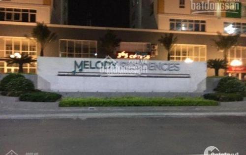 Bán CH chung cư Melody, Tân Phú, 68m2, 2PN, giá 2.55tỷ, liên hệ: 090