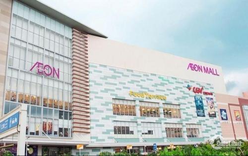 Chủ bán lại căn hộ 2PN, ngay cạnh siêu thị Aeon Mall Tân Phú