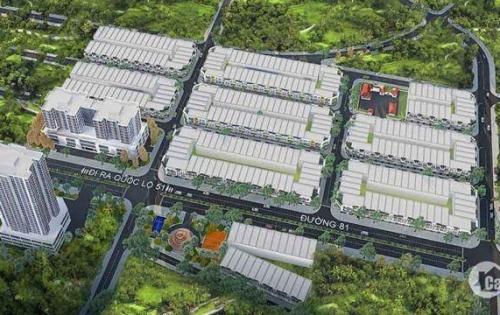 Bán lô đất nềnEcotown Phú Mỹ - Bà Rịa Vũng Tàu đang HOT với giá chỉ 11,5tr/m2