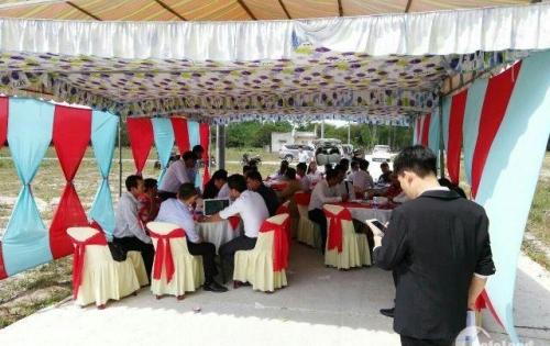 Cơ hội sinh lợi nhuận cao khi đầu tư dự án ngay MT  Mỹ Xuân Tóc Tiên giá từ 1.6tr/m2