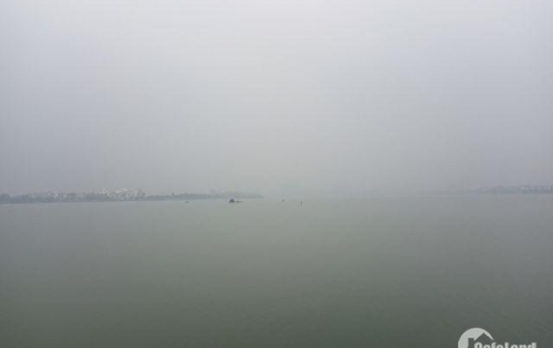 Biệt thự mini ngắm Hồ Tây lộng gió giá chỉ 5.8 tỷ.