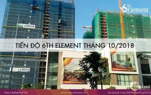 Chung cư căn hộ 6th_ Element Tây Hồ. Mang đến giá trị sống trọn vẹn cho cư dân