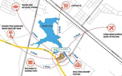 cơ hội đầu tư đất nền sân bay tại thành phố huế