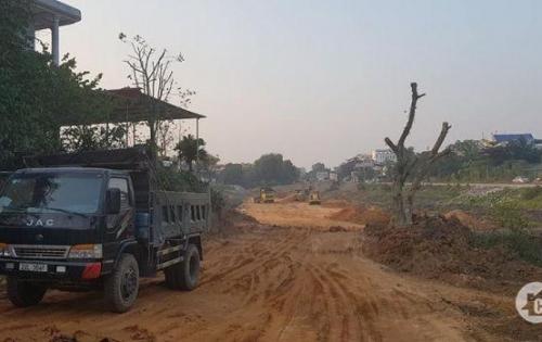 Bán đất vị trí đẹp ngay cửa ngõ vào thành phố Thái Nguyên