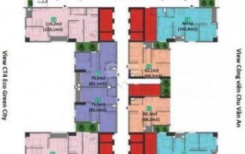 Chính chủ bán căn hộ chung cư Housinco Premium tại Nguyễn Xiển