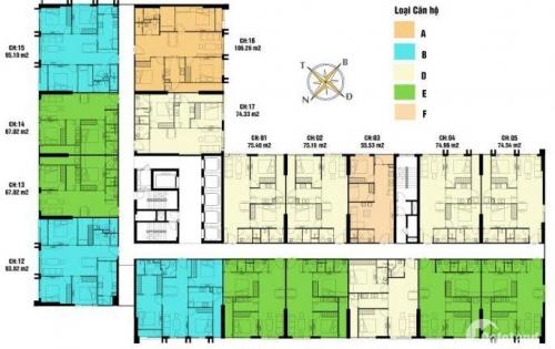 Chính chủ cắt lỗ 200tr căn 2PN chung cư Eco Green City. Giá 1.85 tỷ, sổ đỏ chính chủ