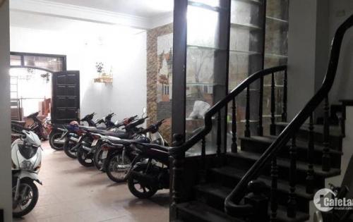 Nhà mặt phố Ngã Tư Sở, Thanh Xuân 66m2, kinh doanh siêu khủng