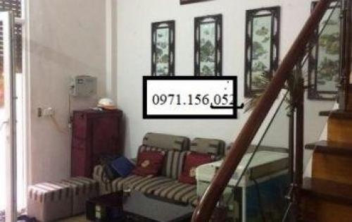 Bán nhà đẹp mặt ngõ Khương Trung, 34m2, giá 2.6 tỷ.