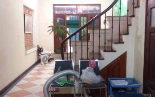 Bán nhà gần Ngã tư sở, S 60m2, mt 4,6m, 3 tầng 3tỷ8