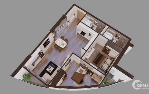 Chi tiết căn hộ 02 ngủ dự án Sky View Plaza - 360 Giải Phóng, liên hệ ngay để nhận báo giá