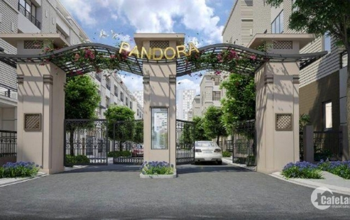 Bán gấp suất ngoại giao Pandora Thanh Xuân, chính chủ, giá chỉ 90tr/m2