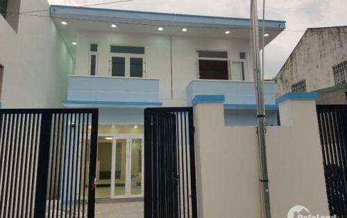 Bán nhà mới KDC Hiệp Thành 1hướng Đông Nam đường ô tô
