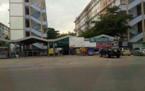 Thanh lý 2căn hộ mặt phố buôn bán kinh doanh TT thành phố mới