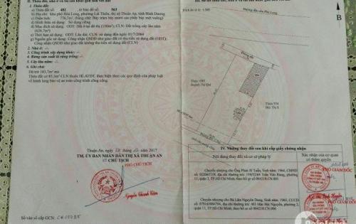 Mr Huân : 093 863 7913 Cần bán hai miếng đất mt đường dẫn cầu PHÚ LONG, Bình Dương