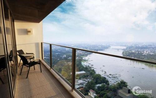 Thật dễ dàng sở hữu căn hộ tuyệt đẹp view sông chỉ với 200 triệu