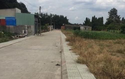 Lô đất nền thuộc khu dân cư mới xã Bình Minh, Trảng Bom, Đồng Nai