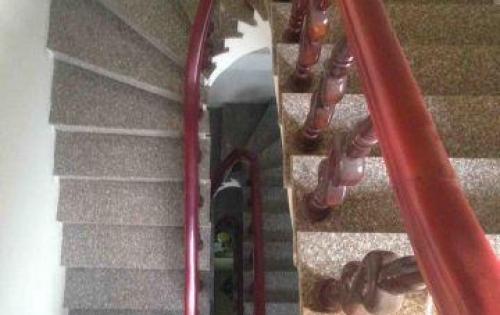 Chuyển công tác bán nhà 4 tầng 42m2 Văn Trì, Minh Khai, Bắc Từ Liêm