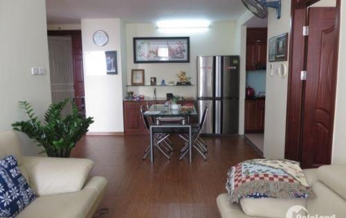 Chính chủ bán căn hộ chung cư 81m2, CT2 Nam Cường, Hoàng Quốc Việt