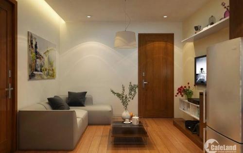 Chính chủ bán chung cư 106 Hoàng Quốc Việt, căn góc tầng 12, DT 54m2, giá rẻ.