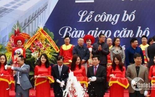Mở bán tòa nhà Thương mại- Tại Hoàng Quốc Việt- Chỉ 26tr/m2- Nhận nhà 10/2018.