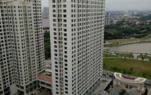 View cực đẹp quảng trường ,hồ điều hòa căn góc 3 ngủ tại An Bình City