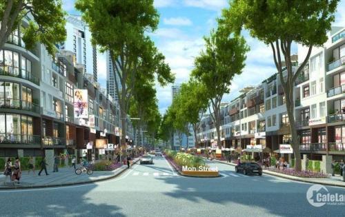 Shophouse Cạnh Vinhome - HD MON CITY  đầu tư kinh doanh, với mặt tiền đẹp