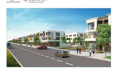 Shophouse đẹp như mơ tại Khu đô thị Centa City - VSIP Bắc Ninh