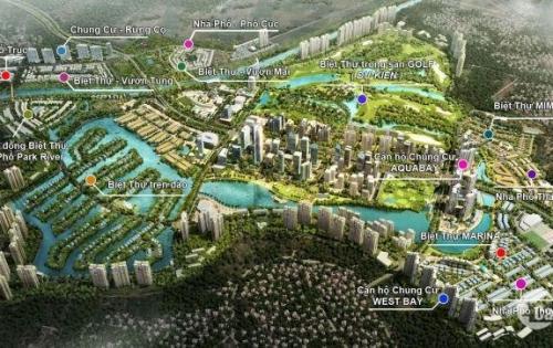 Bán căn hộ 46m2 giá 980 triệu tại Ecopark Hưng Yên