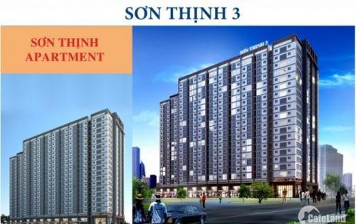 Bán căn hộ tại chung cư Sơn Thịnh 3, Vũng Tàu, diện tích 71m2 giá 14 tr/m2. LH 0907-370-843