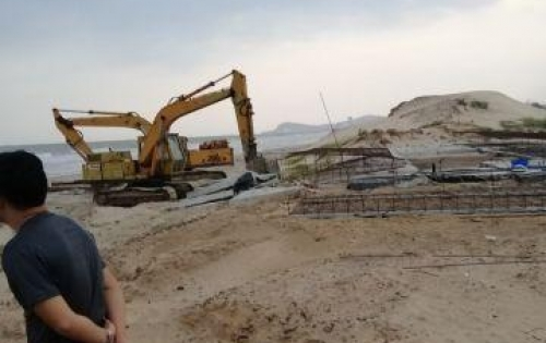 Đất nền Cạnh Biển Vũng Tàu - Khu nghĩ dưỡng đầu tiên Bãi Sau