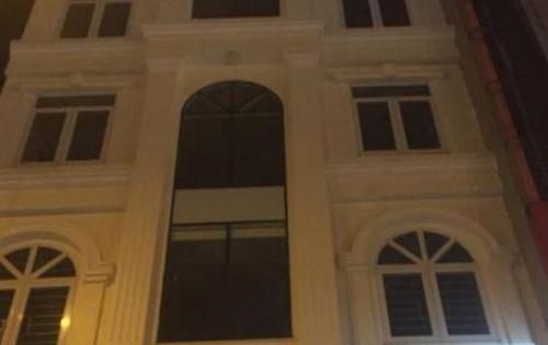 Cho thuê nhà Nguyễn Khắc Hiếu 94m2x7,5 tầng MT15m 4500usd/tháng