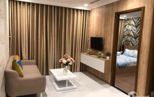 Căn duy nhất- cần cho thuê căn 1 phòng ngủ nội thất đầy đủ Vinhomes giá chỉ 16tr500/tháng LH:0931467772