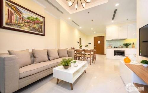 Cho thuê căn hộ cao cấp  2PN nội thất cc Park 5 tại dự án Vinhomes Central Park