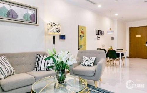 Căn hộ 1PN nội thất cao cấp cho thuê giá tốt chỉ 800$/tháng tại dự án Vinhomes