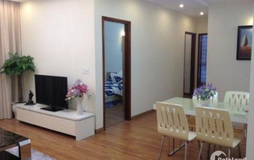 Cần cho thuê căn hộ 3PN chung cư 60 Hoàng Quốc Việt, giá 9,5tr/tháng.