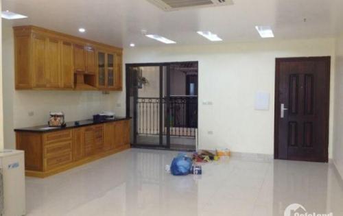 Cho thuê căn hộ MHDI 60 Hoàng Quốc Việt full đồ cơ bản 3 phòng ngủ 117m2 giá 10tr/th. LH 0988 298 159
