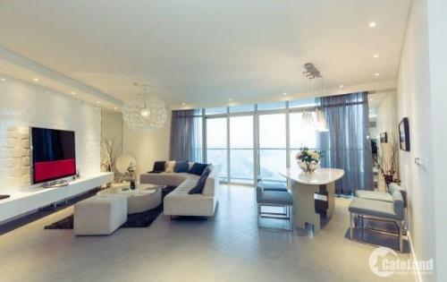 Cho thuê căn góc 3PN, ban công hướng Đông chung cư 60 Hoàng Quốc Việt, nhà mới. LH: 0988 298 159