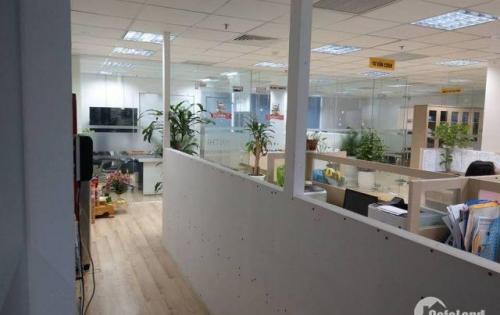 HOT cho THUÊ văn phòng MẶT ĐƯỜNG HOÀNG QUỐC VIỆT diện tích 40-110m thông sàn giá 180k/m