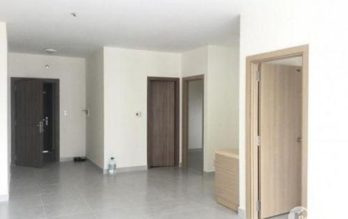 Cho thuê căn hộ chung cư Hoàng Quốc Việt, sàn gỗ 3 phòng ngủ, full đồ
