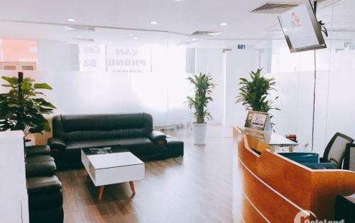 cho thuê văn phòng đại diện, văn phòng làm việc tại quận Cầu Giấy giá chỉ từ 50k/ngày