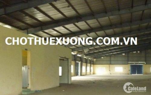Cho thuê kho xưởng tại Hà Nôị thị trấn Đông anh DT 1515m2 giá rẻ